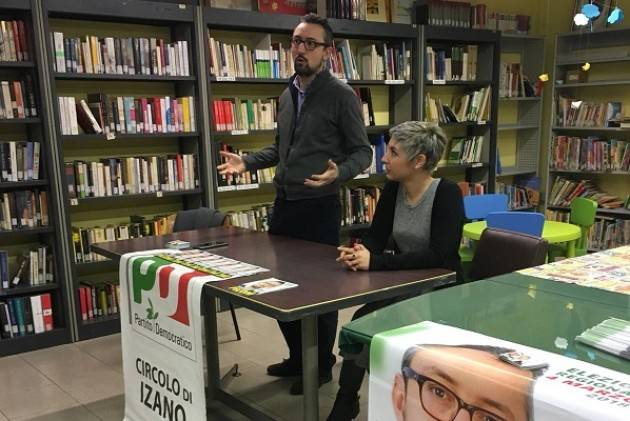 Matteo Piloni (Pd) In tour con Cinzia Fontana ed Elisabetta Nava a Bagnolo Cremasco ed Izano