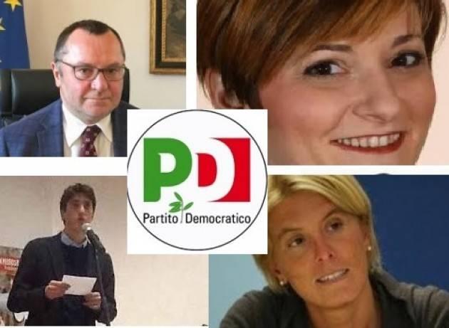 Burgazzi, Manfredini, Pizzetti e Pontiggia al Circolo Signorini  di Cremona il 23 febbraio