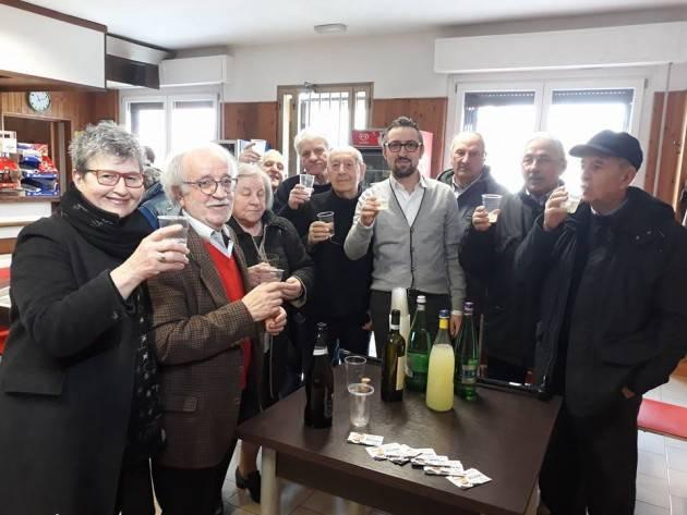 La domenica elettorale di Matteo Piloni (Pd) a Crema