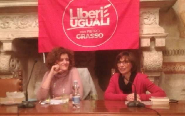 Sì è tenuta a Soresina l'iniziativa di Liberi e Uguali sul tema 'Difendere e promuovere la Costituzione Italiana'