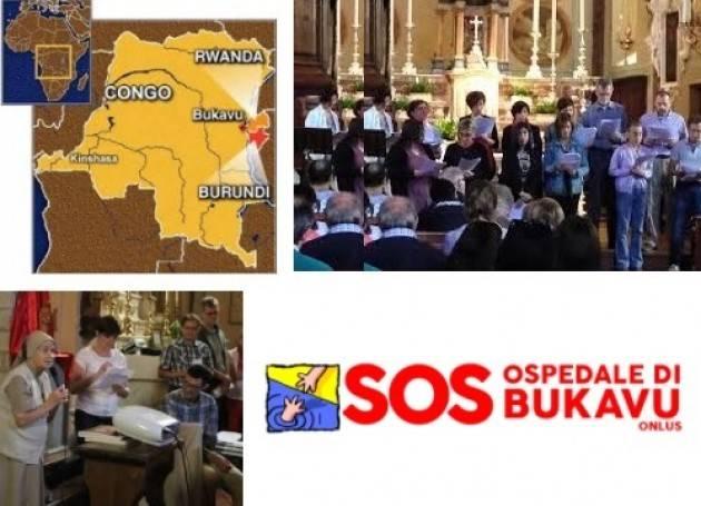 Congo L'IMPEGNO DI S.O.S.OSPEDALE BUKAVU CONTINUA