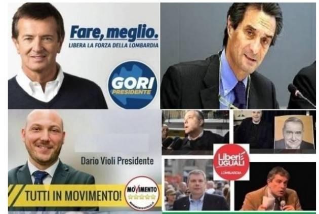 Anci  Milano Confronto con i candidati alla Presidenza della Regione Lombardia