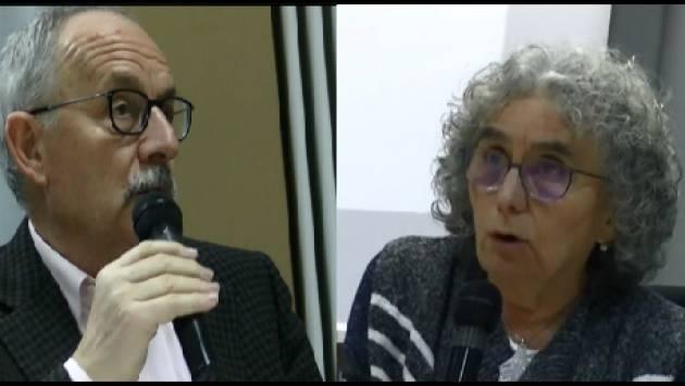 (Video) Successo della conferenza di Gennaro Lopez : è necessario sostituire Integrazione  con  Interazione