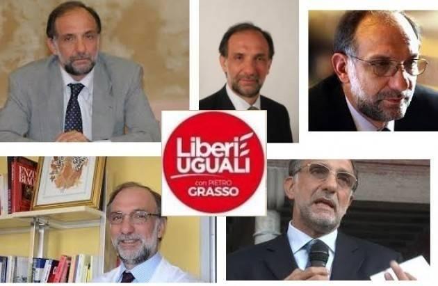 Verso il PD non sono rancoroso , solo alcune critiche legittime di Paolo Bodini (Liberi e Uguali)