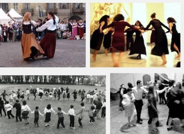 Milano Associazione  La Conta propone nuovo corso di Danze popolari fino  al 29 marzo