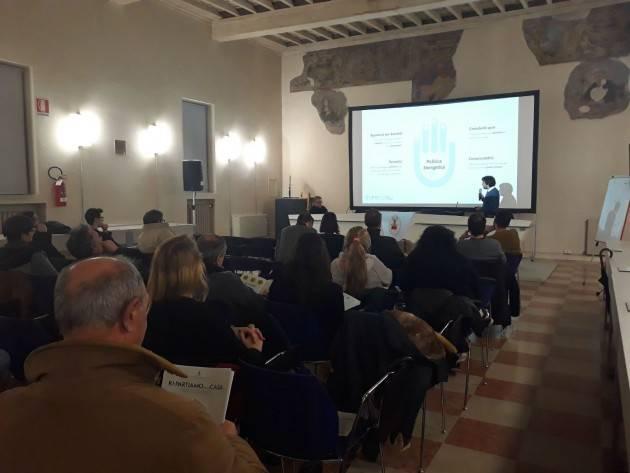 Crema  Matteo Piloni (Pd)  Il primo incontro di Thinking Crema 2020 è partito