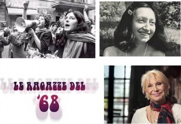Le ragazze del '68  Massimo Negri – Casalmaggiore (CR)