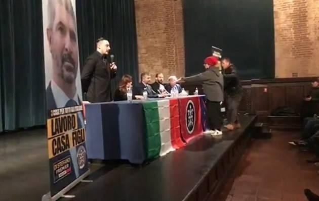 Claudia Noci (Presidente del Circolo Arcipelago): 'Regalare quel libro, gesto antifascista'