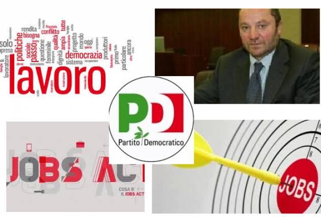 (Telef.) Luciano Pizzetti (Pd) : Il Job Acts va migliorato e la concertazione deve diventare uno strumento delle riforme