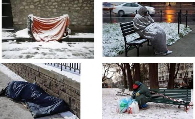Cremona Emergenza freddo, ecco i numeri per segnalare persone in difficoltà