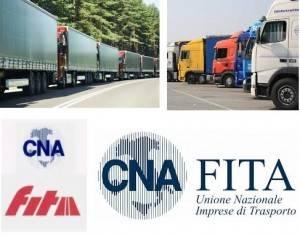 CNA FITA  #stopdumping per una concorrenza leale nel settore dell'autotrasporto