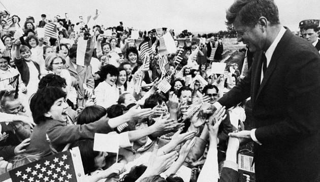 AccaddeOggi 1 marzo 1961 – Il presidente statunitense John F. Kennedy fonda i Corpi della Pace