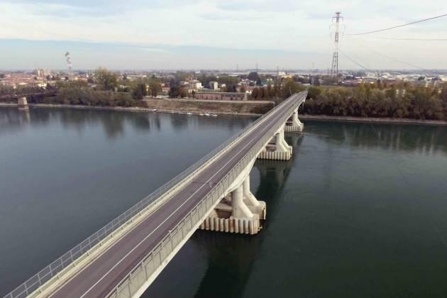 Quattro buone notizie in arrivo per i Ponti sul Po tra Parma e Cremona.