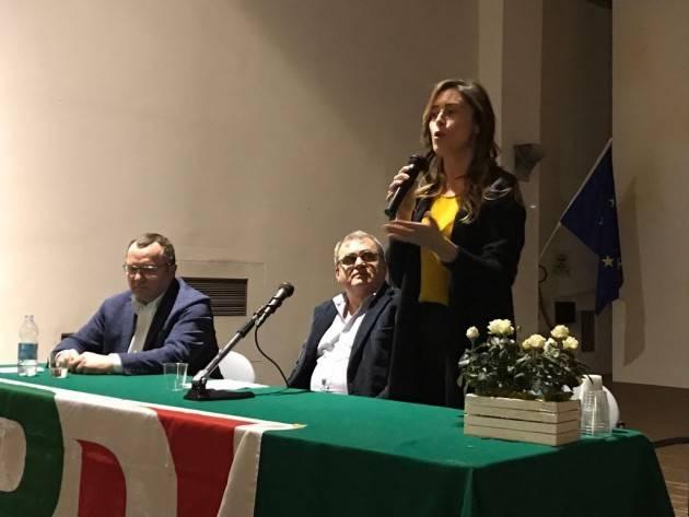 Luciano Pizzetti (Pd)  Vota Partito Democratico per migliorare ancora  l'Italia