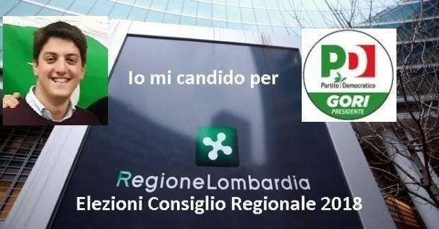Luca Burgazzi (Pd) Il mio appello al voto