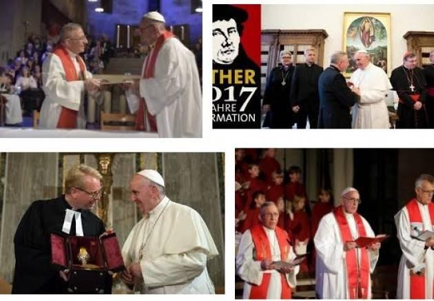 AccaddeOggi 3 marzo 1974 – Funzionari cattolici e luterani raggiungono un accordo per un eventuale riconciliazione