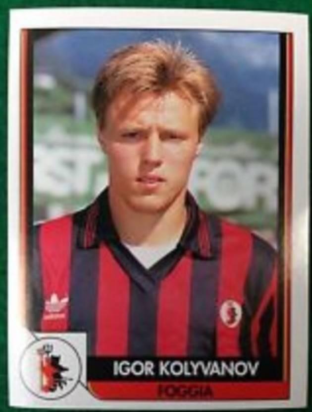 Il Tabellino  CREMONESE-BRESCIA 0-2  e FOGGIA-CREMONESE 1-1 Stagione serie a 1993-94 di Giorgio Barbieri