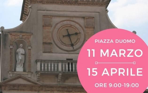 Crema  Da domenica 11 marzo la stagione dei Mercatini sotto il Torrazzo , l'evento si terrà anche ad aprile