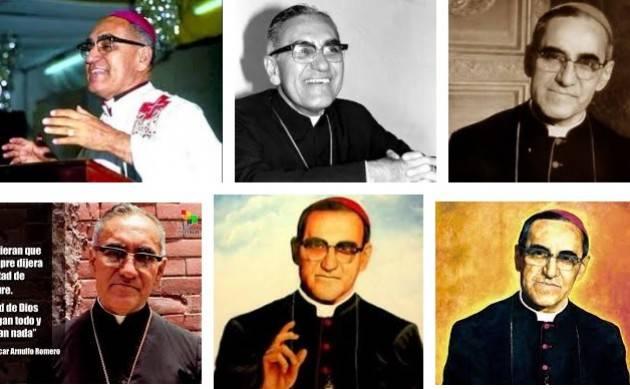 Acli Cremona Ricorda OSCAR ARNULFO ROMERO nel 38° dell'assassinio avvento il 24 marzo 1980