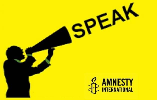 Amnesty Avvocato e difensore dei diritti umani egiziano probabile nuova vittima di sparizione forzata