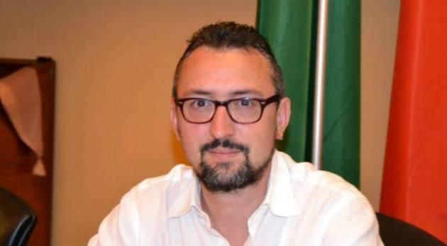 Matteo Piloni consigliere regionale  del PD ringrazia gli elettori ed i suoi sostenitori