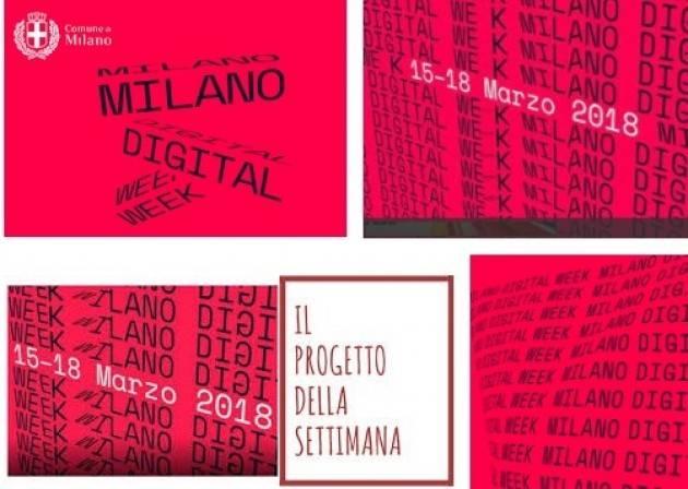 Innovazione Al via la prima edizione della Milano digital week