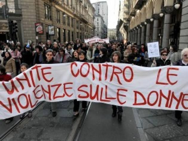 #8marzo Amnesty VIOLENZA CONTRO LE DONNE IN ITALIA