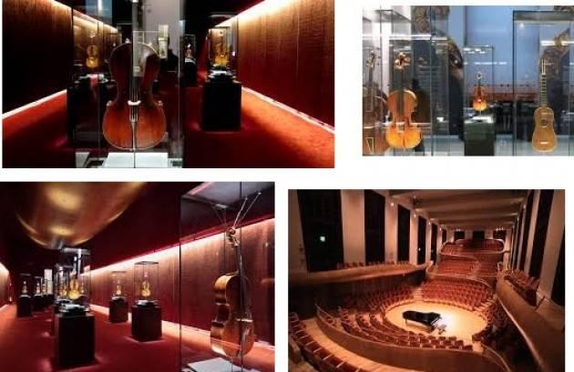 Museo Del Violino.Museo Del Violino Cremona Analisi Ingressi 7 E Attivita 2017
