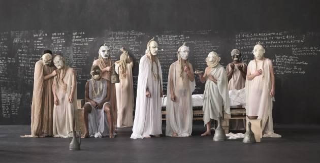 Socrate il sopravvissuto / come le foglie al Teatro Casalmaggiore giovedì 15 marzo ore 21