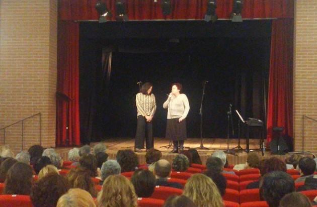 UICI Cremona  Grandi applausi per il gruppo  delle Pink Voices diretto da Mimma D'Avossa