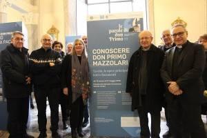 Cremona Aperta a Palazzo Comunale la Mostra dedicata a Don Primo Mazzolari