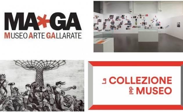 Gallarate (VA) Presentazione il 21/3 nuovo accordo collaborazione AUSER e MUSEO MA*GA
