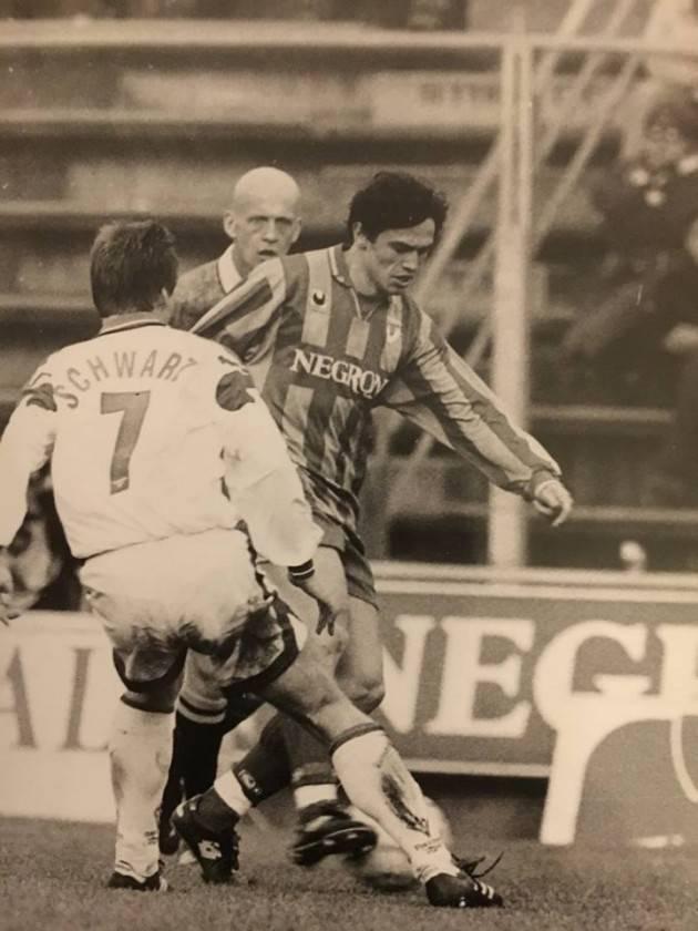 Il Tabellino TORINO-CREMONESE 1-1  Campionato di serie A 1993-94 di Giorgio Barbieri