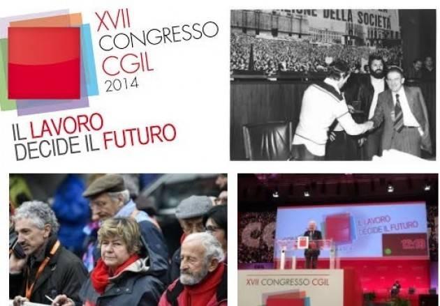 La Cgil convoca il congresso, a Bari dal 22 al 25 gennaio
