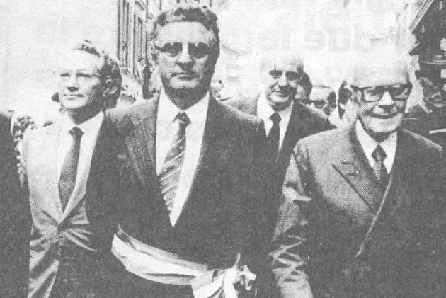 L'ECOStoria Le tracce di Pertini a Cremona