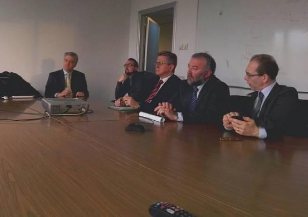 Crema Università Crema Acsu incontra i parlamentari e consiglieri regionali eletti
