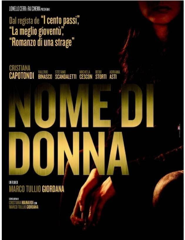 (Video) Marco Tullio Giordana e Cristiana Mainardi presentano a Cremona 'Nome di Donna'