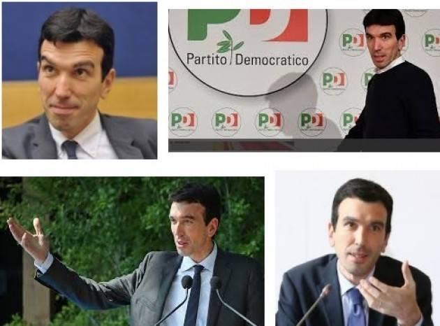 Chi è Maurizio Martina il nuovo reggente del Pd dopo le dimissioni di Renzi di Gian Carlo Storti