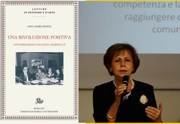 L'ECOLIBRI Al Caffè Letterario  L'autrice, Anna Maria Isastia, presenta  'Una rivoluzione positiva'