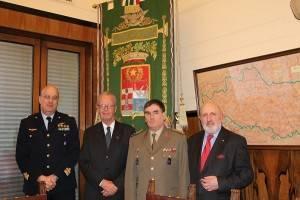Cremona  Riuscita la conferenza su 'LA GRANDE GUERRA TRA CAPORETTO E DINTORNI'
