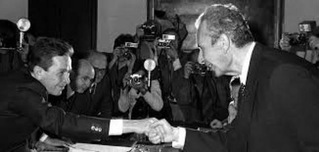 Moro è caduto per aver troppo capito e troppo osato 16 marzo 1978 di Agostino Spataro