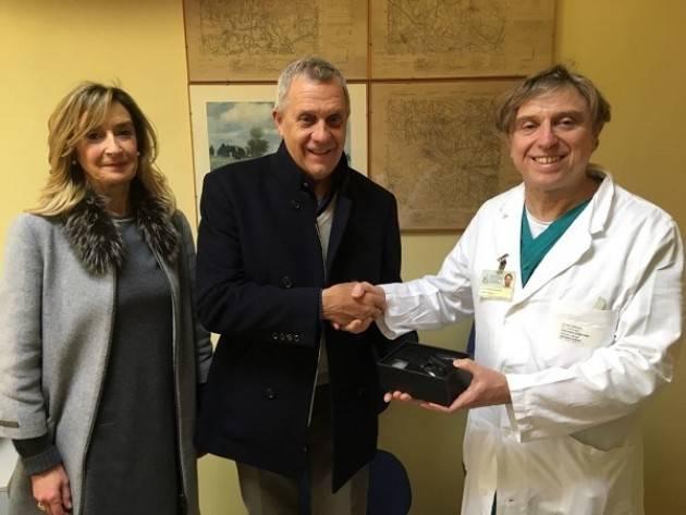 ASST Rotary Club Cremona Po DONAZIONE PER LA DERMATOLOGIA