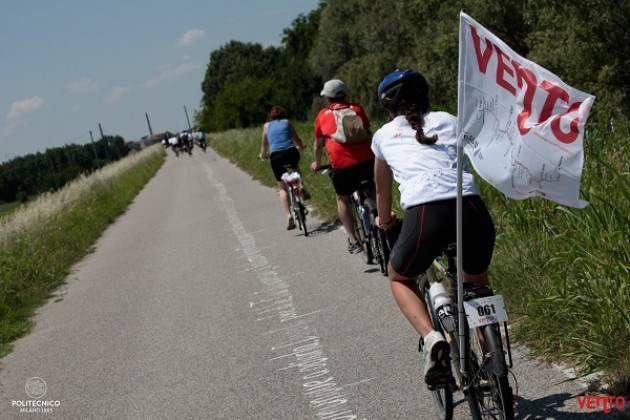 VENTO Bici Tour 2018. Da Torino a Venezia lungo il fiume Po dal 25 maggio al 3 giugno