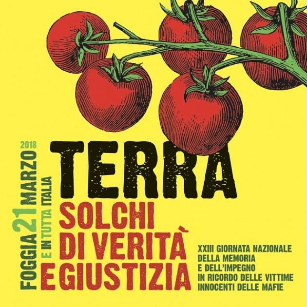 Domenica 18 marzo Il Comune di Cremona aderisce Giornata ricordo vittime innocenti mafie