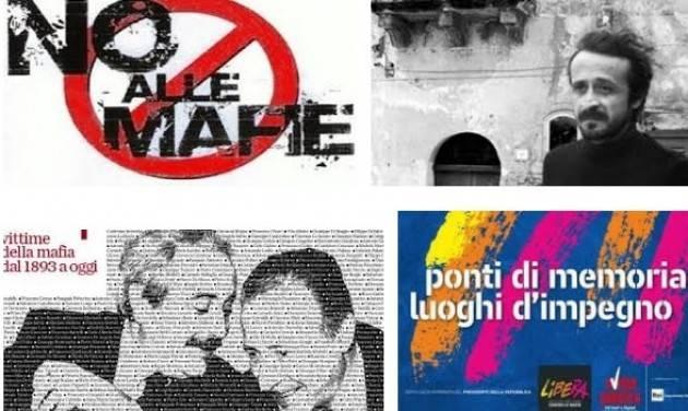 Cremona Memoria vittime innocenti mafie  Il programma  fino al 21 marzo