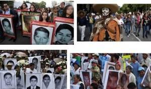 Amnesty Messico Un rapporto ONU fa luce sulla sparizione del 43 studenti di AYOTZINAPA
