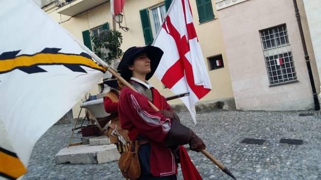 La battaglia del 1625 tra il Ducato di Savoia e la Repubblica di Genova rivive a Taggia di Christian Flammia