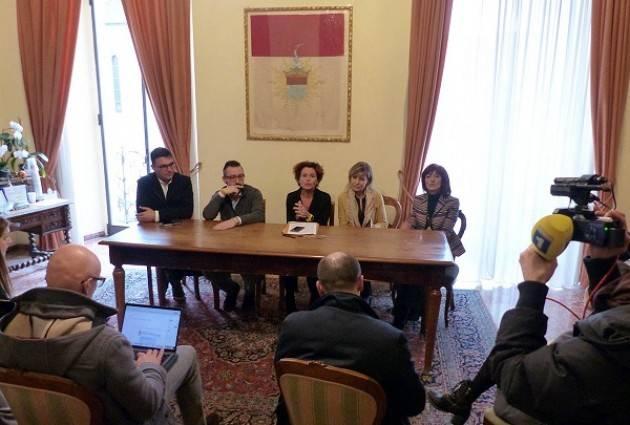 Crema  Stefania Bonaldi comunica la prossima riconfigurazione della Giunta