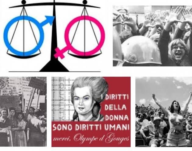 (Audio) Parità di genere I diritti delle donne per un lavoro di qualità