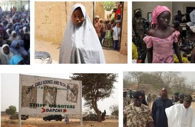 Amnesty Il governo Nigeriano non ha impedito il rapimento di 110 studentesse da parte di Boco Haram